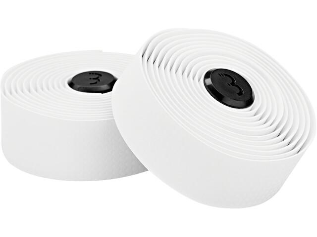 BBB RaceRibbons BHT-04 Carbon Rubans de cintre, white vinyl carbon